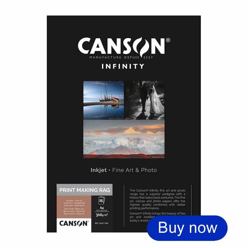 Canson Pack of 10 Rolls Superior Crepe Paper 48 g//m/² 0.5 x 2.5 cm 0,5 x 2,5 m Black